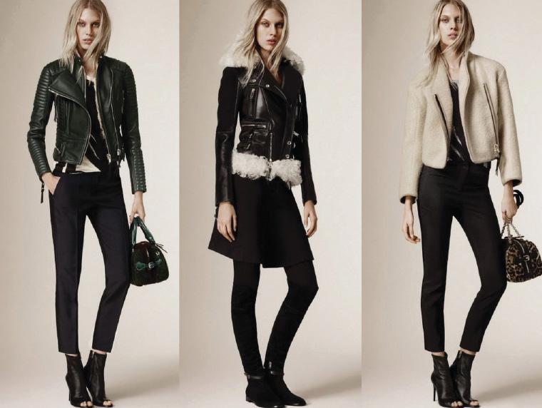 Луки: Женские кожаные куртки