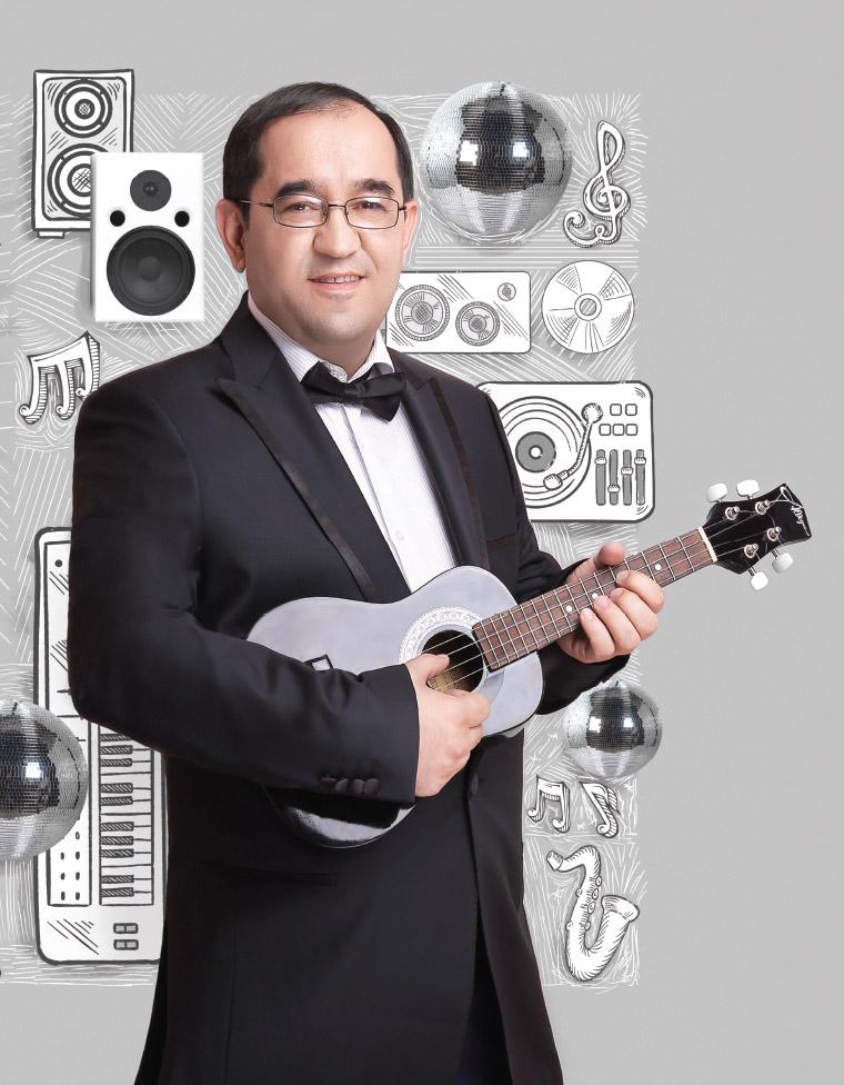Хасан Мамасаидов