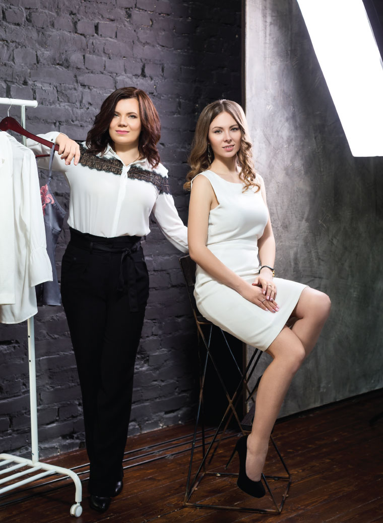 Анна Мо &Валентина Шпанагель