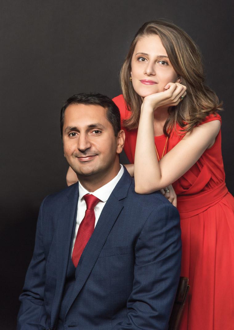 Ахсан и Диана