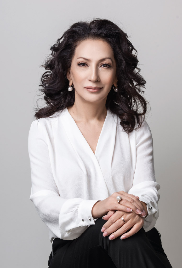 Насиба Абдуллаева