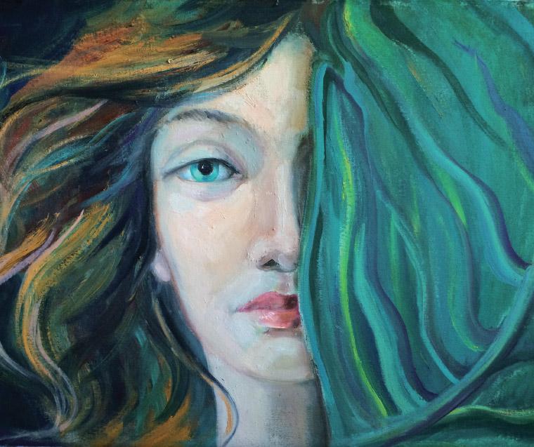 Картина Ольги Вислинцевой