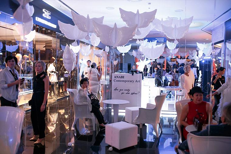 Юбилей Esentai Mall