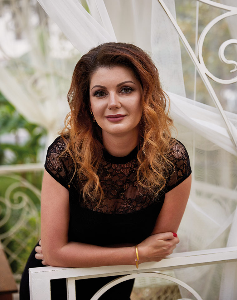 Екатерина Строева
