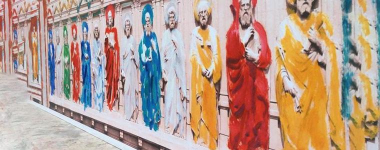 Выставка Сардора Эркинова «Ты— это Я»