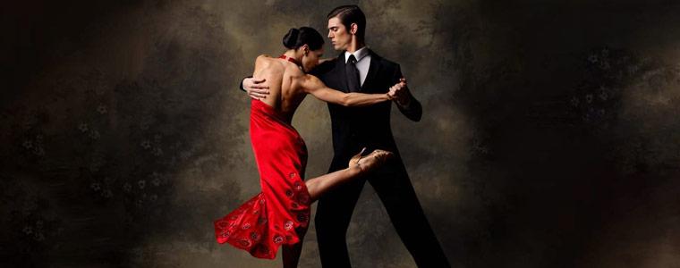Новогодняя милонга вMerci Dance