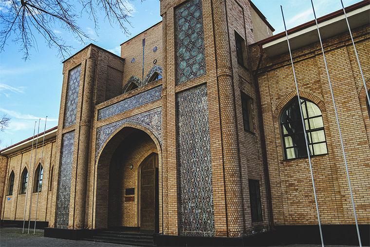 Ташкентский дом фотографии