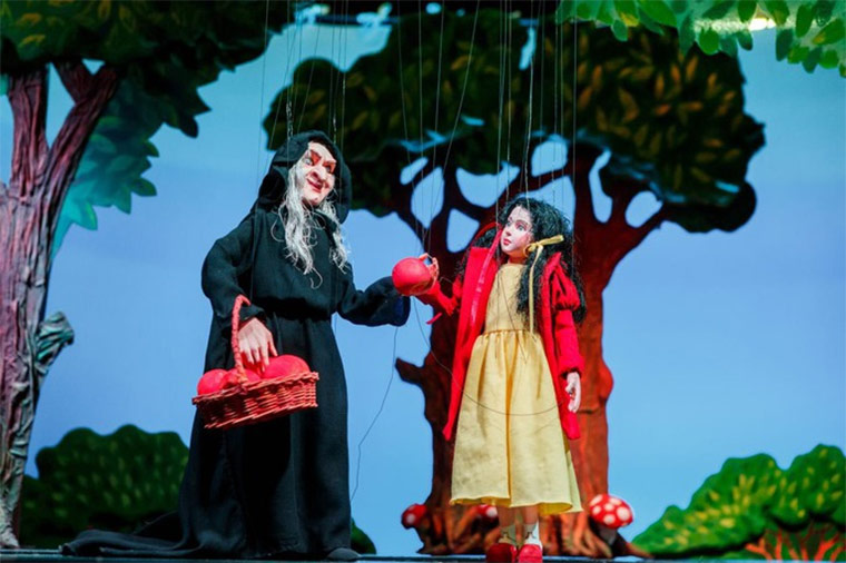 Театр марионеток Silk Route Marionettes