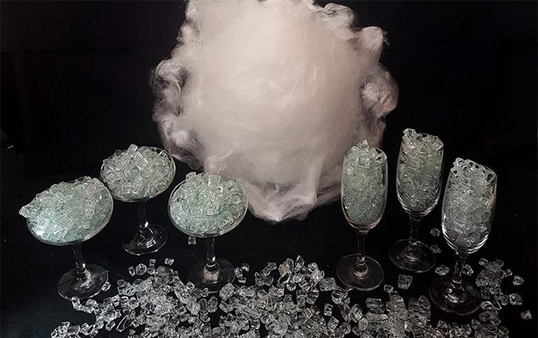 Выставка «Стекло-вата»