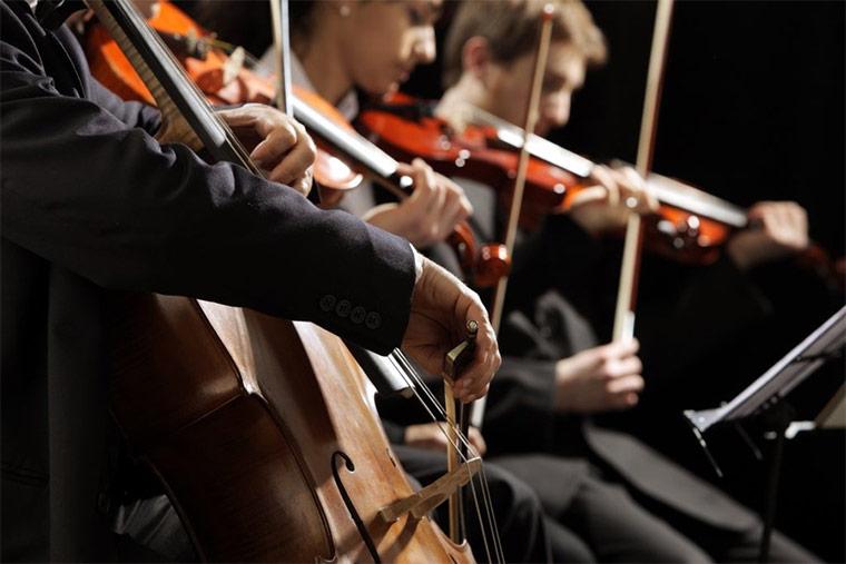 Концерт камерного оркестра «Туркисто