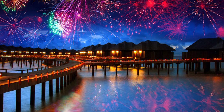 Встретить Новый год за границей