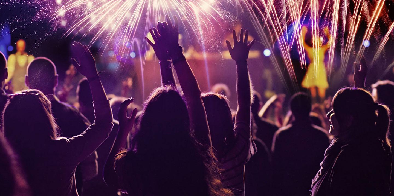 Где отмечать Новый год?