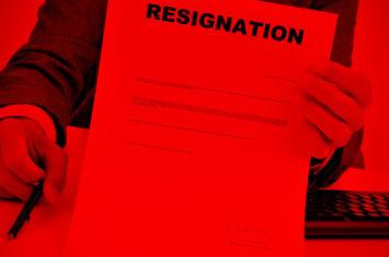 В Министерстве финансов уволено более 500 человек