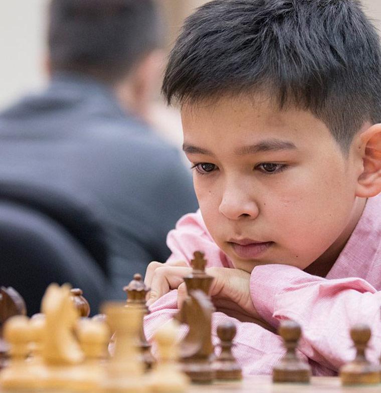 Шахматы: Как вырастить чемпиона? 13-ти летний гроссмейстер из Ташкента