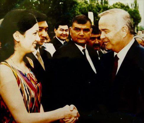 Азиза Умерова Ислам Каримов - каким был Первый Президент воспоминания людей