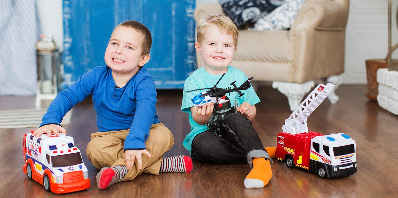 На «Урикзаре» обнаружили опасные для детей игрушки