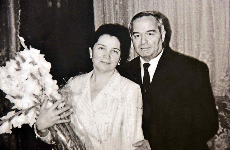 Первый Президент Республики Узбекистан: Ислам Каримов