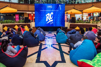 RC Cola Movie Night