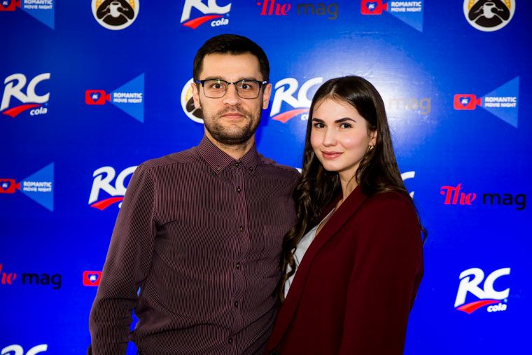 Камил Джалилов с супругой
