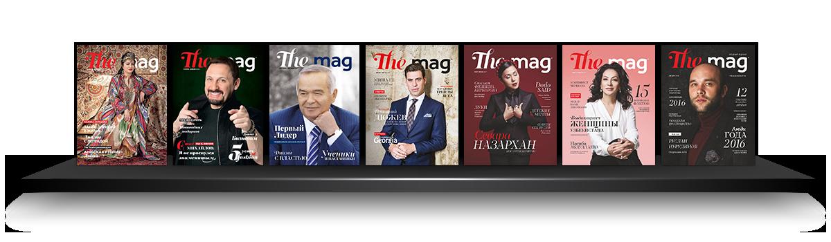 Издания The Mag