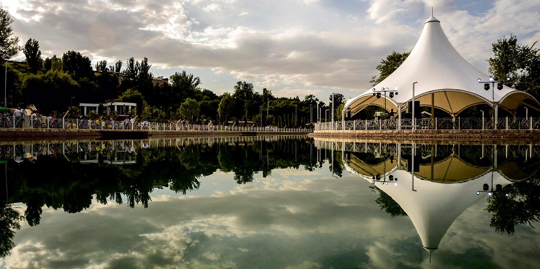 Экопарк Ташкент