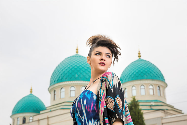 Нигина Фахриддинова