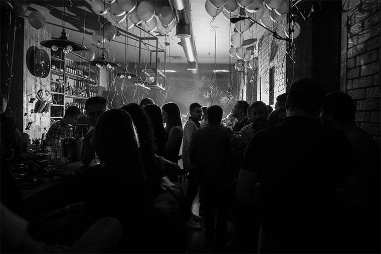 The bar Ташкент