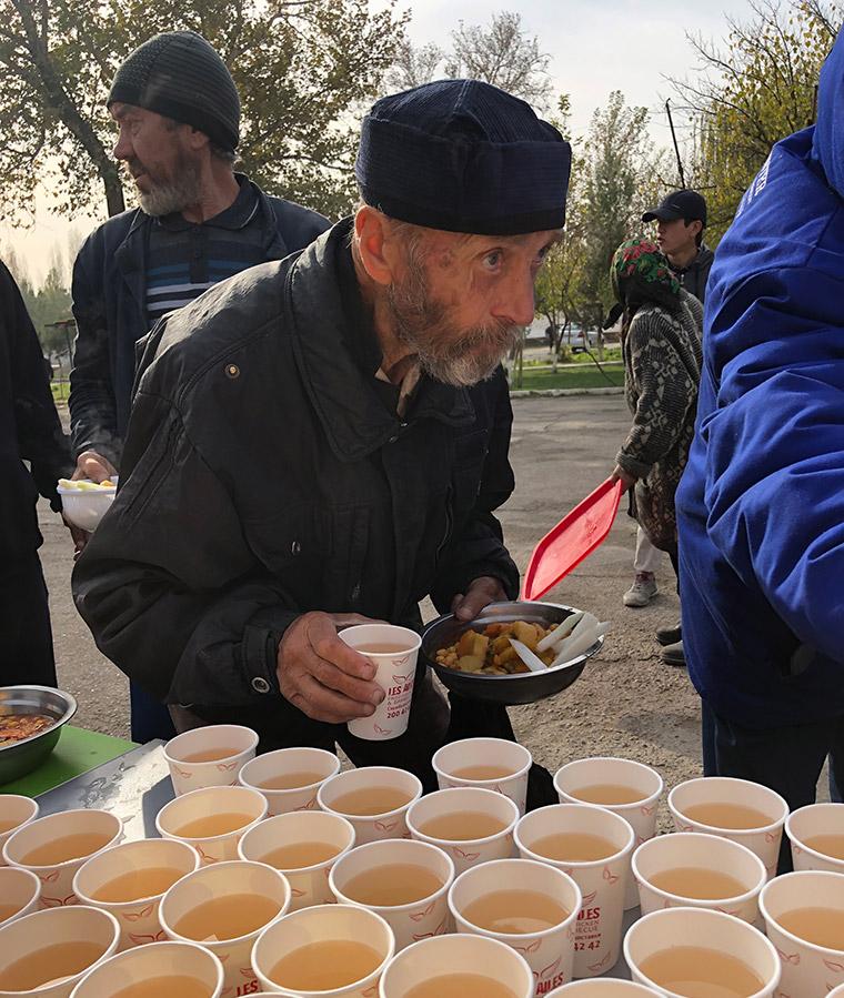 благотворительная организация «Пища жизни»