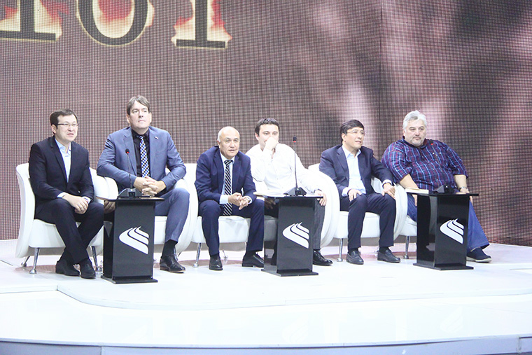 узбекистанцы из отряда «101»