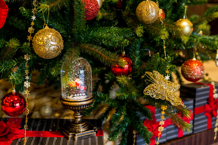Новый год в Ташкенте