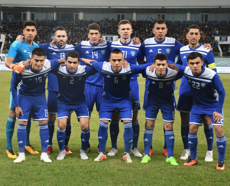 Смотреть Футбол Чемпионат Мира 2019: Узбекистан видео